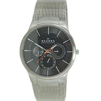 Skagen mens watch wristwatch titanium stainless steel 809XLTTM