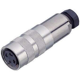 Binder 99-5126-15-07-1 Series 423 Miniature Circular Connector Nominal current (details): 5 A