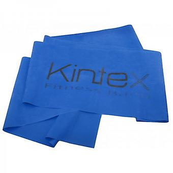 Kintex Fitnessband verschiedene Stärken blau (extra stark - 0,30mm)