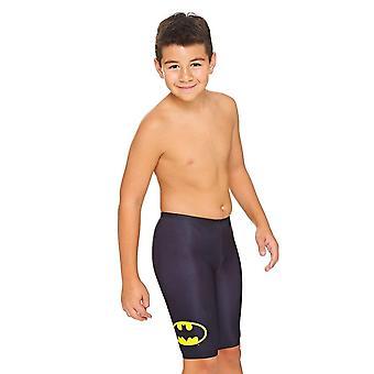 Zoggs Boys' Batman Jammer, Black