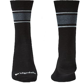 Bridgedale Mens Everyday Ultra Light Merino Walking Socks
