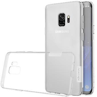 NILLKIN Samsung Galaxy S9 natuur serie 0,6 mm TPU-transperant