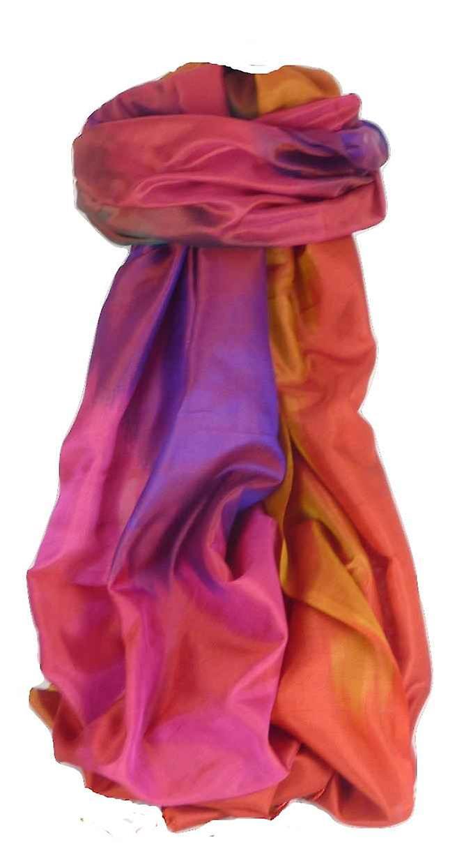 Varanasi Ekal Premium Silk Long Scarf Heritage Range Nath 6 by Pashmina & Silk