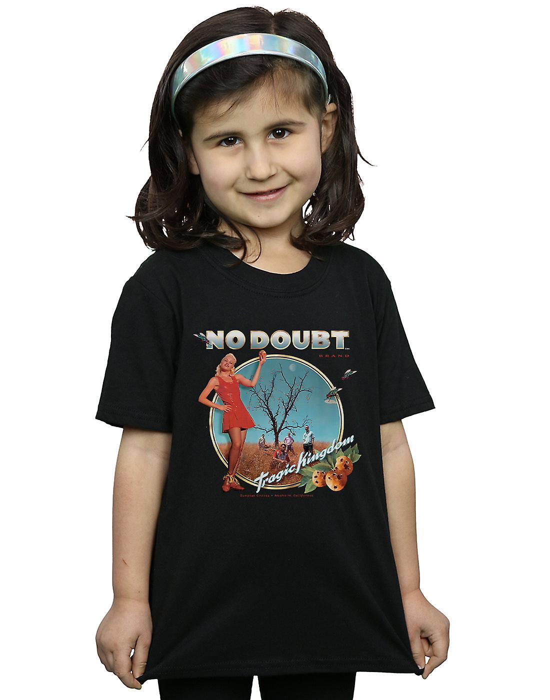 No Doubt Girls Tragic Kingdom T-Shirt