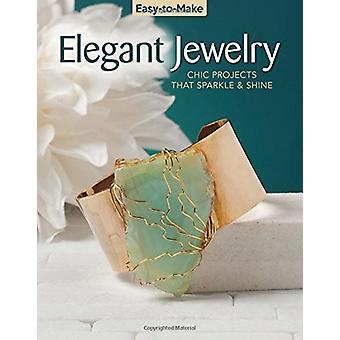 Easy To Make Elegant Jewelry by Kristine Regan - 9781497203112 Book