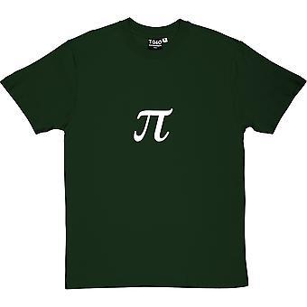 Pi Racing Green Men's T-Shirt