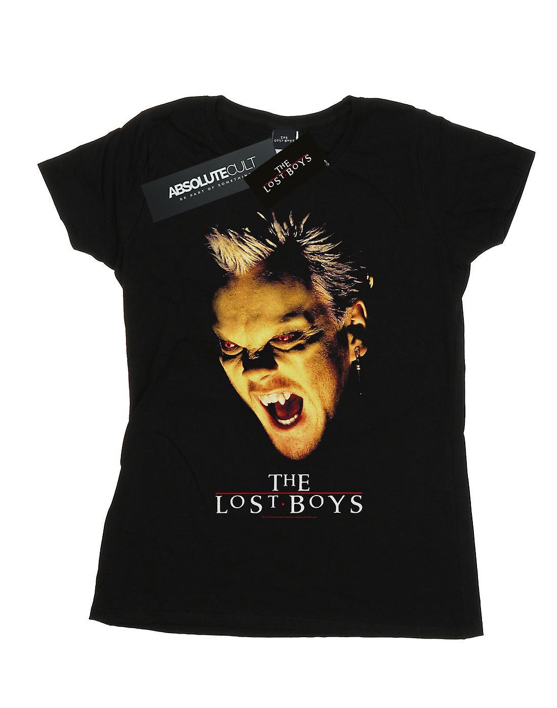 The Lost Boys Women's David Snarl Colour T-Shirt