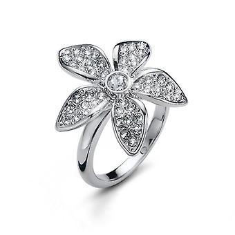 Oliver Weber Ring Wonder Rh Crystal