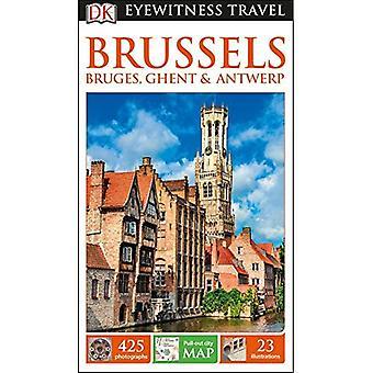 DK Eyewitness Travel Guide Brüssel, Brügge, Ghent & Antwerpen