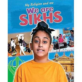 Ma Religion et moi: nous sommes des Sikhs