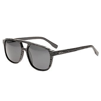Simplificar Torres polarizado gafas de sol - gris/negro