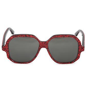 Saint Laurent Square Sunglasses SL132 006 56