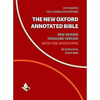Die neue Oxford kommentierte Bibel mit Apokryphen - neu überarbeitete Standard V