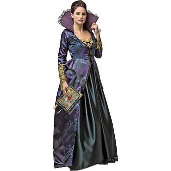 Once Upon A Time Evil Queen volwassen kostuum