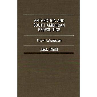 Antartide e sud americana di geopolitica congelato Lebensraum da bambino & Jack