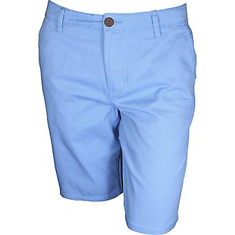Quiksilver Herre nye dagligdags Chino Shorts - Silver Lake blå