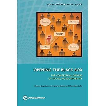 Ouvrir la boîte noire: les moteurs contextuels de la responsabilité sociale (nouvelles frontières de la politique sociale)