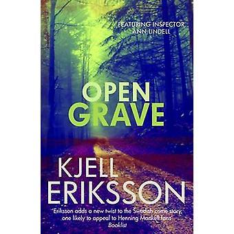 Åpen grav av Kjell Eriksson-9780749018290 bok