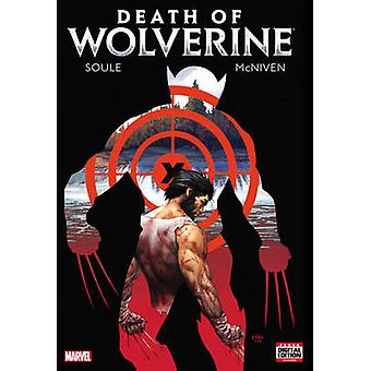 Death of Wolverine by Steve McNiven - Charles Soule - 9780785191636 B
