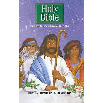 Your Young Christian's First Bible-CEV-Children's Illustrated by Amer