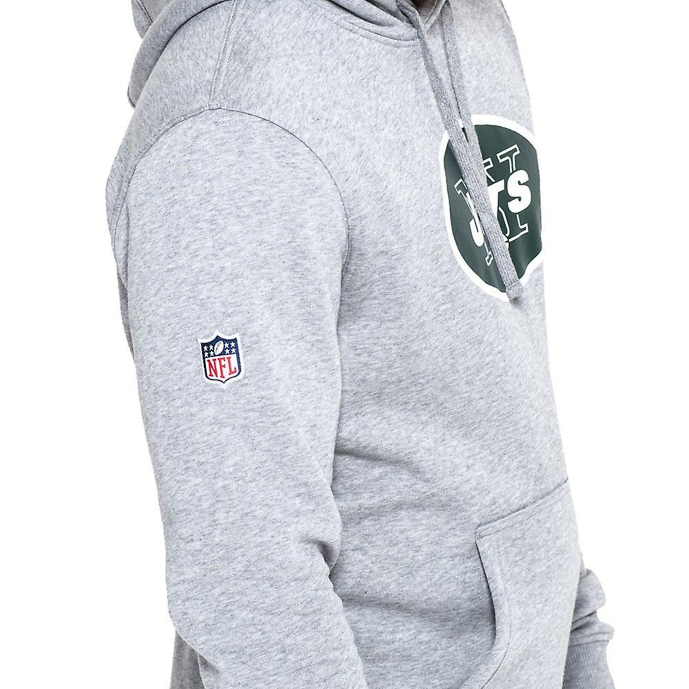Ny era Hoody - NFL New York Jets Ljung grå