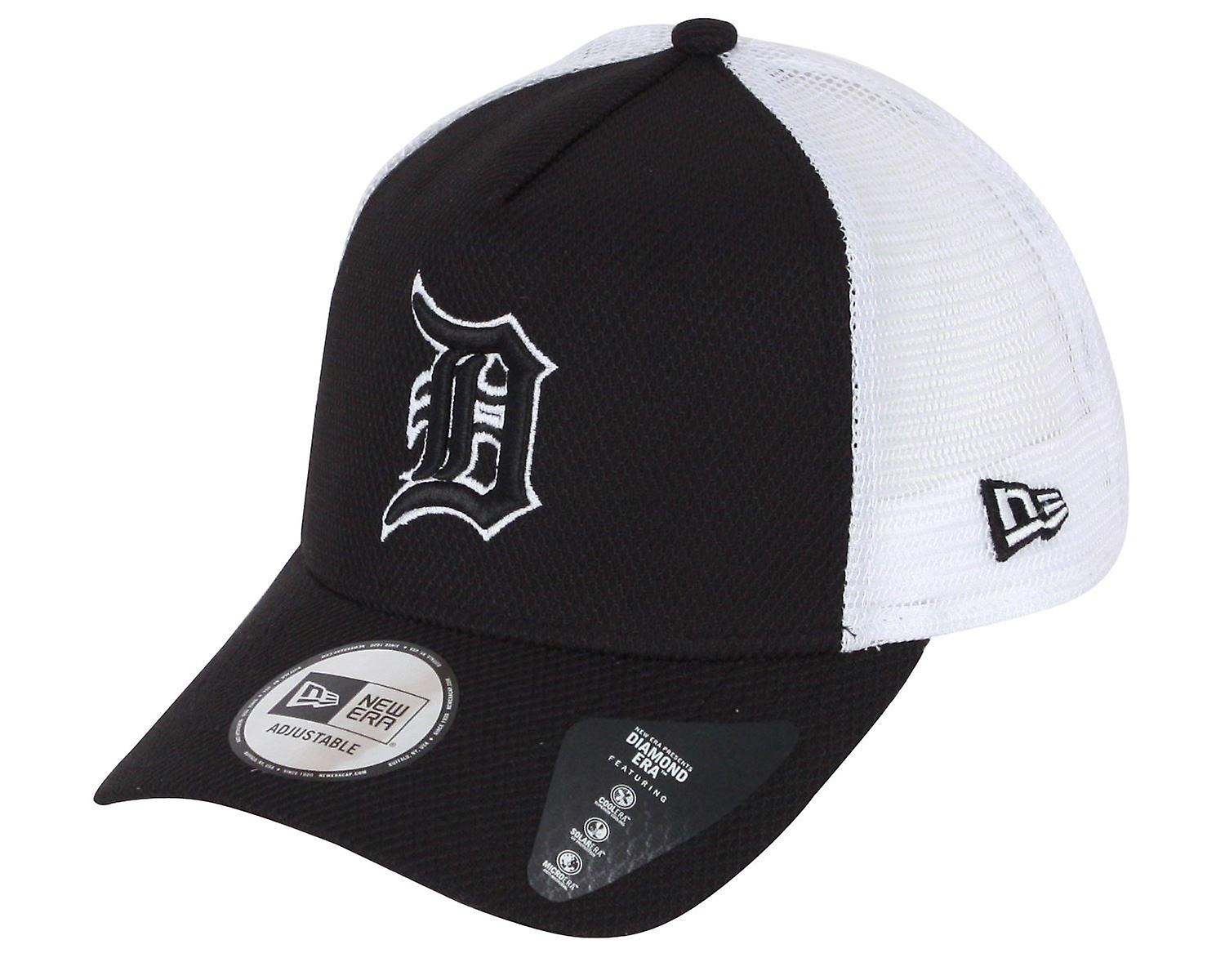 New Era Diamond Era Trucker Cap ~ Detroit Tigers
