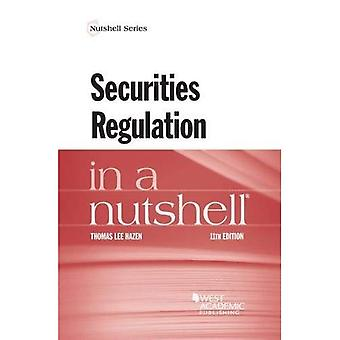 Securities Regulation in a Nutshell (Authonutshell Series)