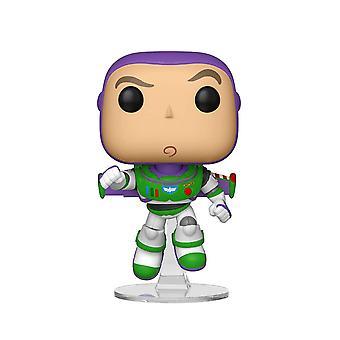 Funko POP-Disney-Toy Story 4: Buzz Lightyear collectible figuur