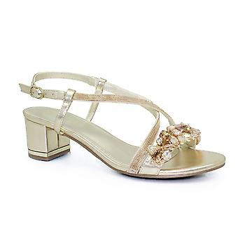 Lunar Marsielle Jewelled Sandal CLEARANCE