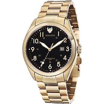 Swiss Eagle SE-9028-66 Heren Horloge