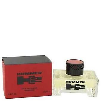 Hummer H2 By Hummer Eau De Toilette Spray 4.2 Oz (men) V728-423327