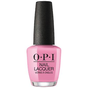 Opi Perú 2018 Nail Polish Collection - Lima Tell You About This Color! (NLP30) 15ml