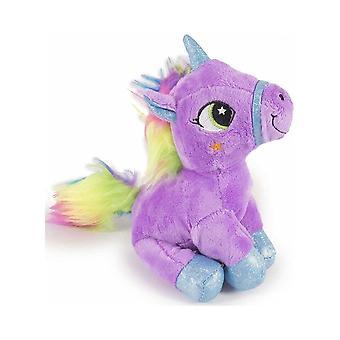 Unicorn Sitting Plush Cuddly Toy