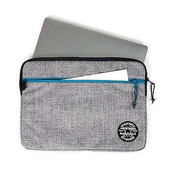 Passenger router laptop case grey marle