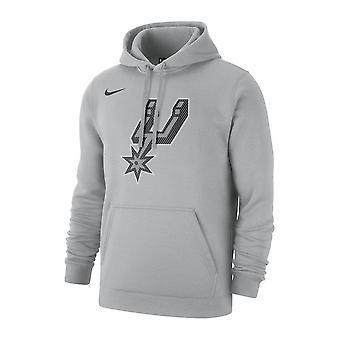 Nike Nba San Antonio Spurs Po Fleece Club Hood