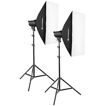 BRESSER BRT-200 Studio Flash Set nr 1