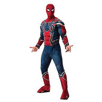 Mænd Spiderman kostume-Avengers: Endgame