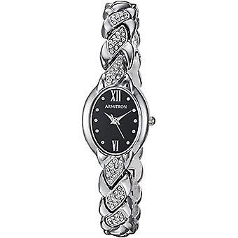 Armitron Clock Donna Ref. 75/5576BKSV
