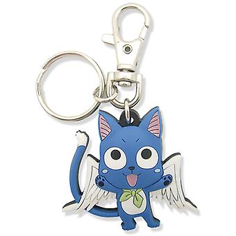 Key Chain - Fairy Tail - New Happy Toys Gifts PVC Anime Licensed ge5095