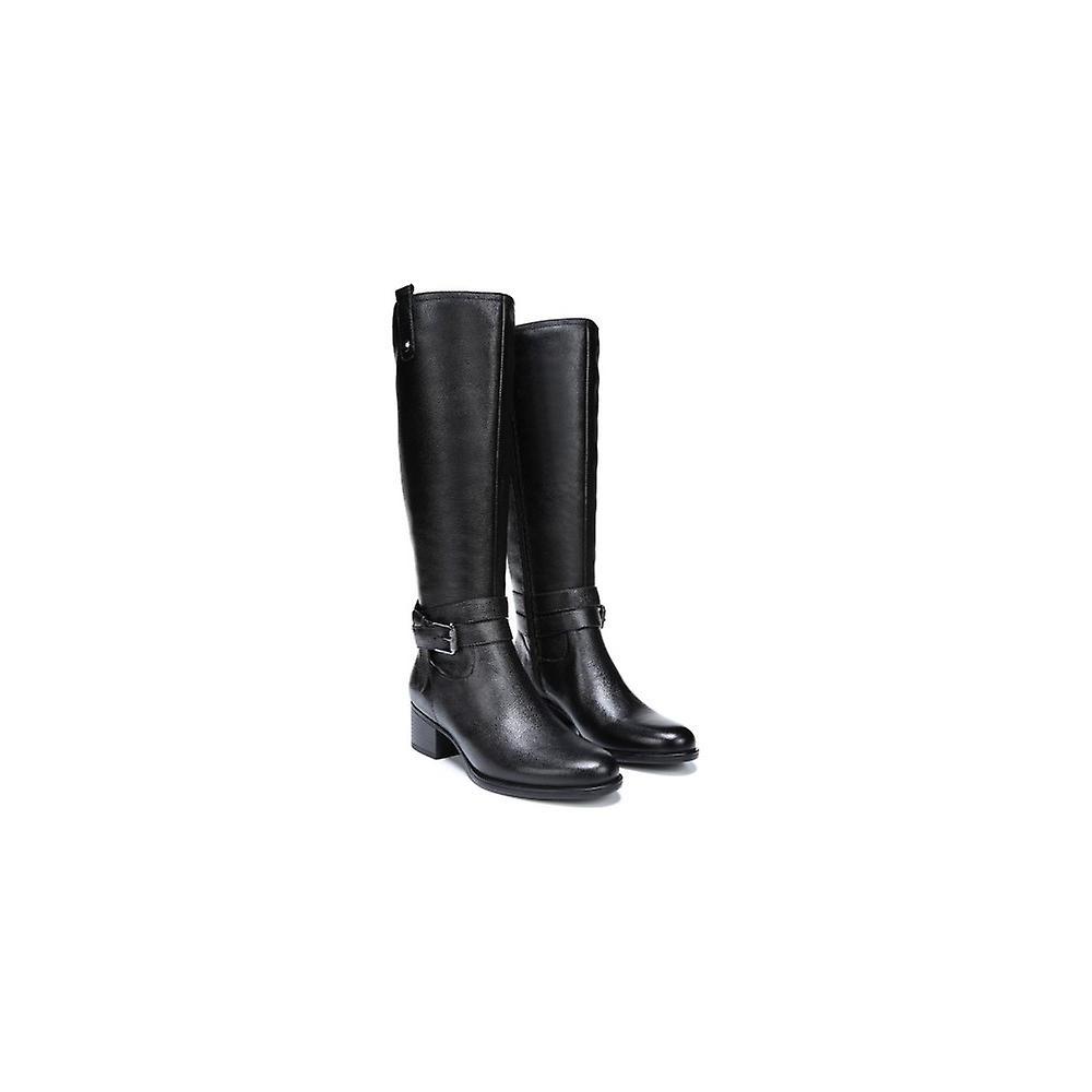 Naturalizer Womens Kim Leather Almond Toe Knee High Fashion Boots 2fTHO