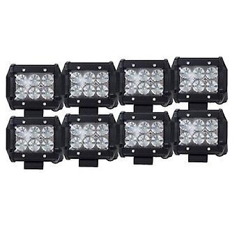 4 Inch LED Work Driving Light Bar CREE (8 Pcs)