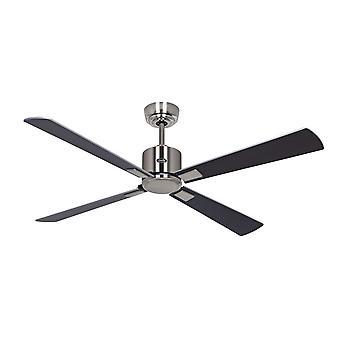 Loft fan ECO NEO III 132 LM Wenge/sølv grå
