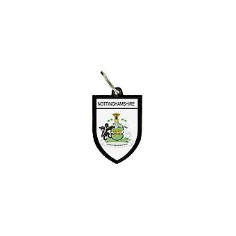Puerta Cles Keys Cle Bandera Colección City Inglés Blason Nottinghamshire A