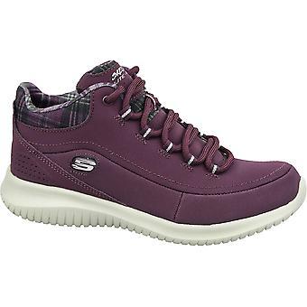 Skechers Ultra Flex 12918-BURG Zapatillas deportivas para mujer