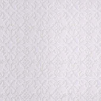 Maxwell Paintable Textured Vinyl Wallpaper Anaglypta RD0671