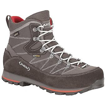 AKU grå/röd mens Trekker lite GTX Walking boot