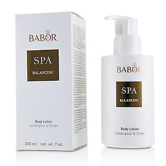 Babor Spa Balancing Body Lotion - 200ml/6.7oz