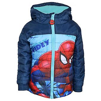 Pojkar RH106 Marvel Spiderman vinter munkjacka