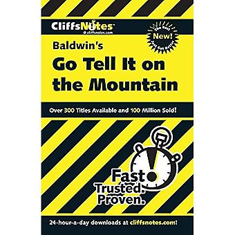 Anmärkningar om Baldwin ' s gå berätta det på berget (Cliffs Notes)