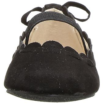 Jack Rogers copii ' micuta Miss Lucie Suede Balet plat